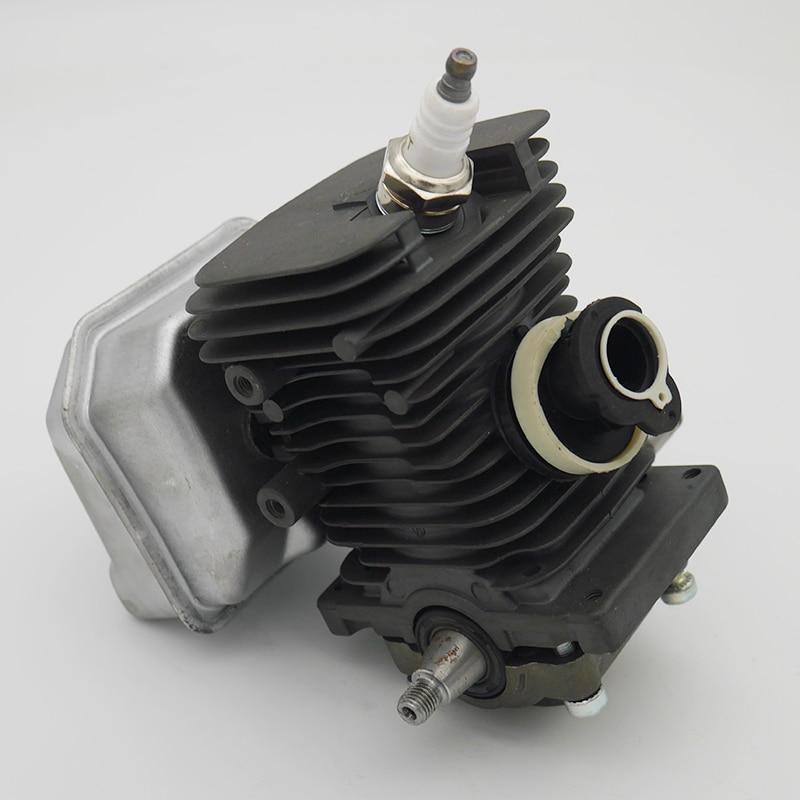 38 мм двигатель двигателя цилиндр поршня коленчатого вала глушитель комплект подходит для Stihl MS180 MS 018 180 бензопила садовые инструменты запас...