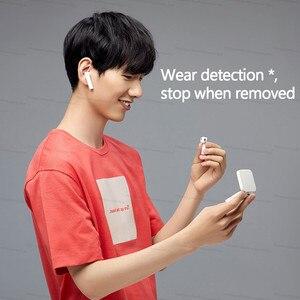 Image 2 - Оригинальные Xiaomi Air2 SE TWS Mi True беспроводные Bluetooth наушники Air 2SE наушники 20 часов в режиме ожидания с сенсорным управлением AirDots pro 2 SE