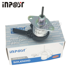 12V Stop Solenoid 1G772-60010 1G772-60012 dla Kubota SVL75 M6040DTC M6040F M7040DT