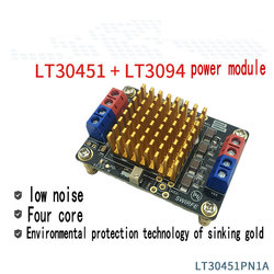 LDO LT3045-1 3094 Positive and Negative Low Noise RF Radio Frequency ADC Audio DAC Linear Regulated Power Supply Module