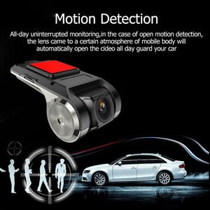 Image 5 - 1080P ADAS USB WIFI Mini DVR Kamera Registrator Dash Cam Nachtsicht Digital Video Recorder für Android Auto Navigation HD WIFI