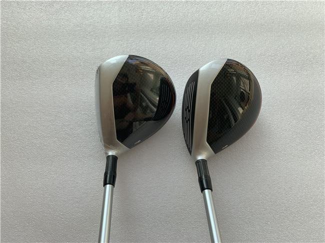 Brand New M6 Fairway Wood M6 Golf Fairway Woods M6 Golf Clubs #3/#5 R/S Flex FUBUKI TM-5 Graphite Shaft With Head Cover