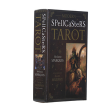 Card-Board Palying-Cards Tarot Oracle Deck-Games Modern for Spellcaster's
