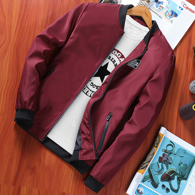Cheap Wholesale New Spring Winter Hot Selling Men's Fashion Casual Work Wear Man Nice Jacket MP333