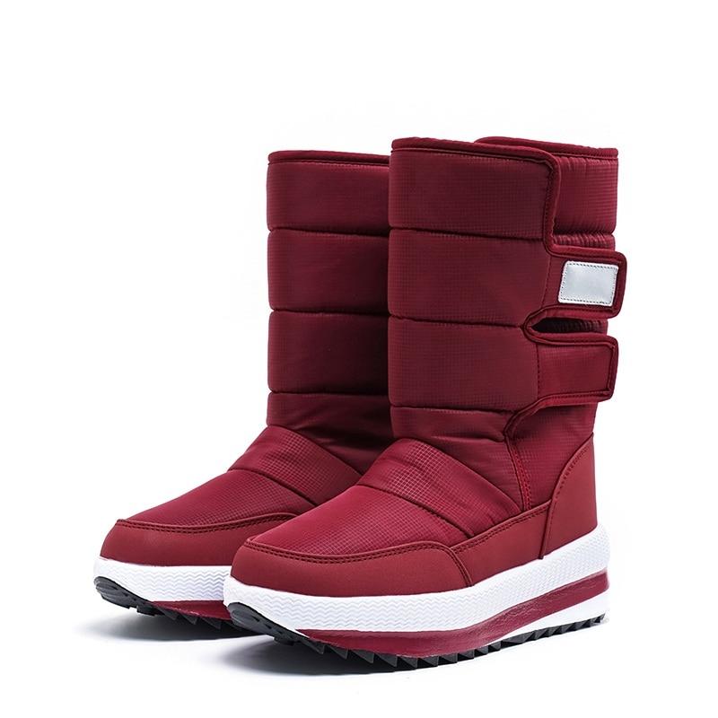 Morazora plus size 36-41new botas de neve