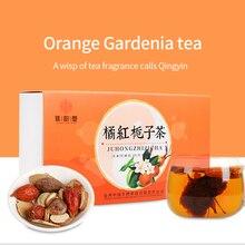 Yun Yun Tang Fatty Sea Orange Red Gardenia Tea Luo Han Guo Protects His Sore Throat Teacher Mountain Gardenia Tea luo q red 36