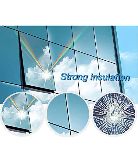 "Heat Control UV Blocking Vinyl Window Film 60/"" x 78/"""