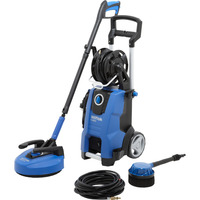 Wheeled car washer E140.2 9 household high pressure washing machine portable mobile cleaning machine