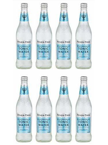 Fever-Tree Mediterranean Tonic Water 8 X 500ml