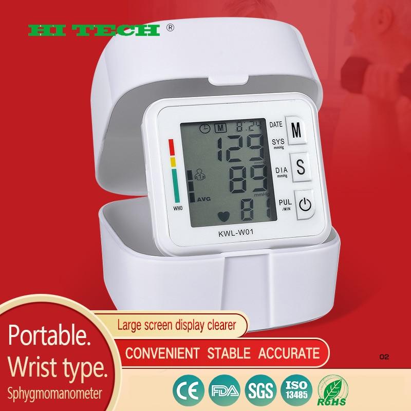 Tonometer Blood Pressure Monitor Medical Equipment Pulse Ecg Blood Pressure Cuff