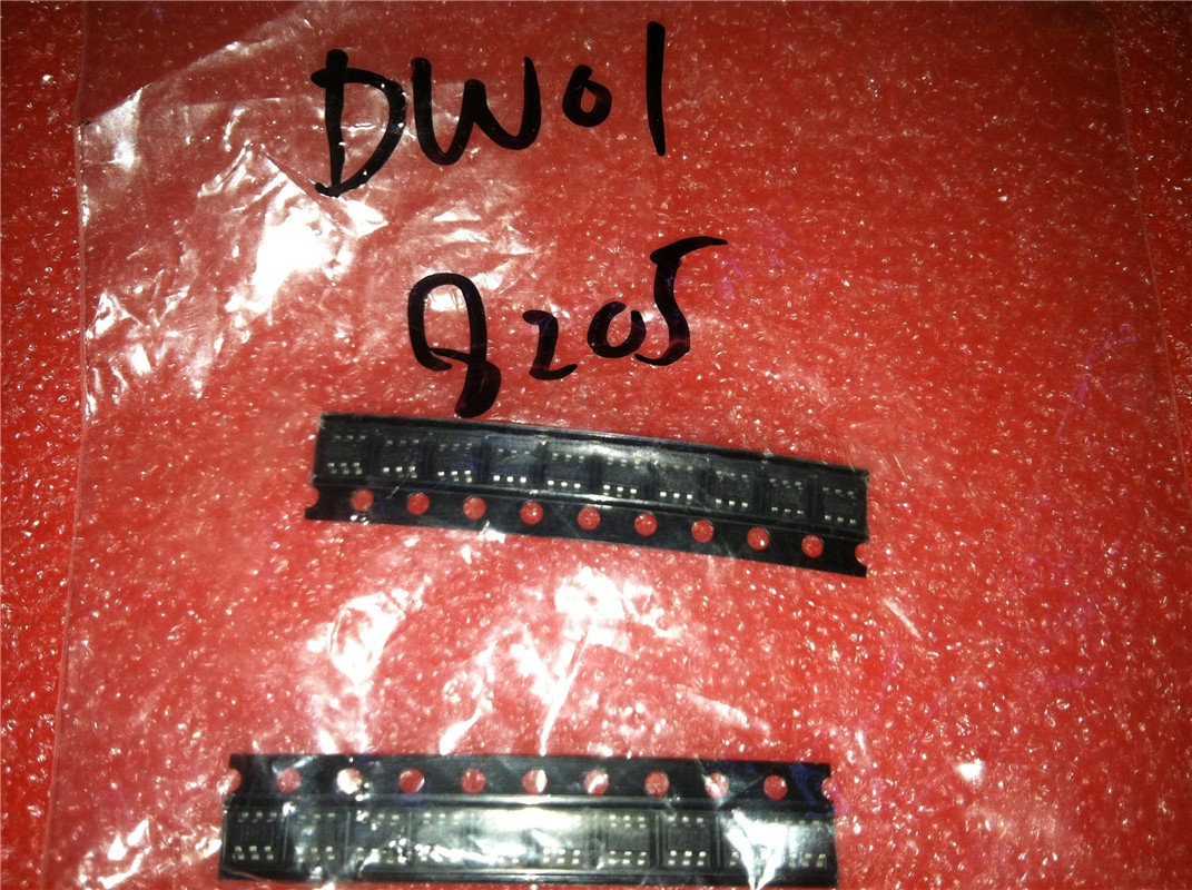 DW01-P DW01 SOT-23-6 In Stock