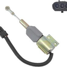 Diesel Engine Stop Solenoid 3939700 12V for SA-4891-12