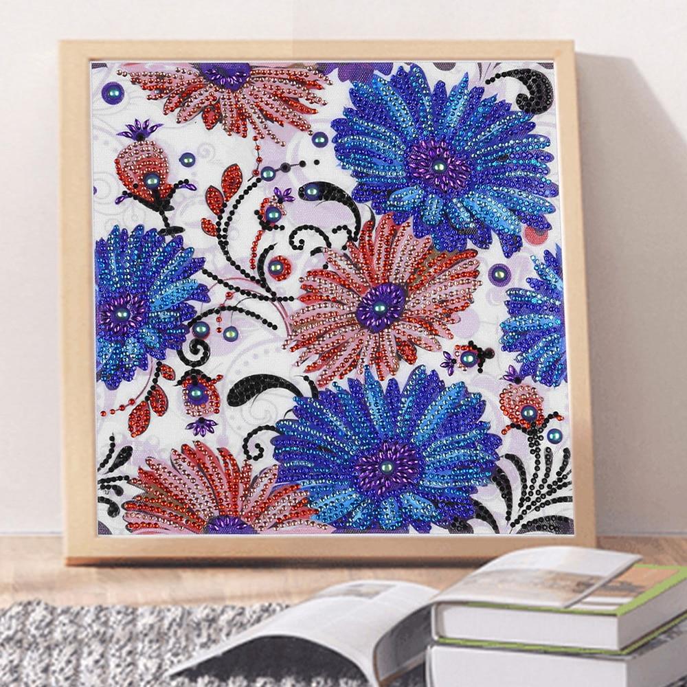 Full Drill Girls Art 5D DIY Diamond Painting Cross Stitch Embroidery Decor Kits