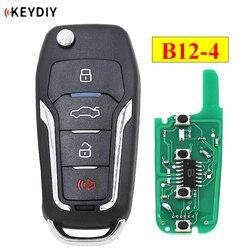 KEYDIY B serii B12-4 4 przycisk uniwersalny pilot KD dla KD200 KD900 KD900 + URG200 KD-X2 mini KD dla Ford style