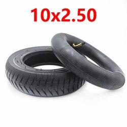 Высокое качество 10 дюймов шины 10x2,50 внутренняя внешняя шина для электрического скутера балансировка автомобильные аксессуары