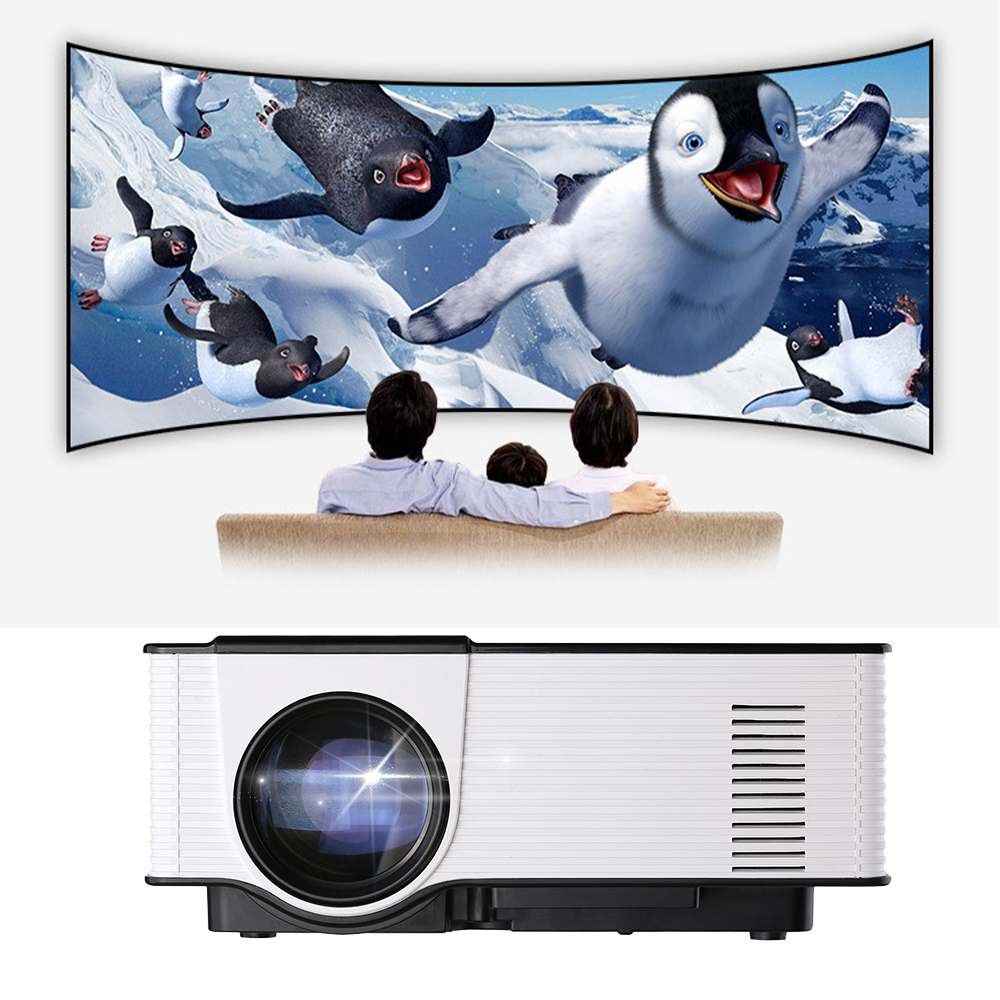 2000 Lumes VS Mini projecteur VS-314 Portable nouveau projecteur Led Full HD Home cinéma intégré WiFi bluetooth Android meilleurs cadeaux