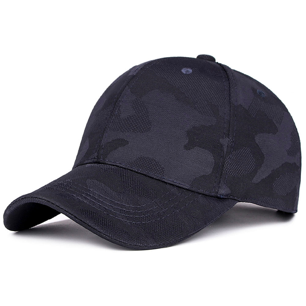 Новая модная Регулируемая унисекс армейская камуфляжная кепка, бейсбольная кепка для мужчин и женщин, Повседневная Кепка для пустыни# A - Цвет: Синий