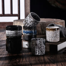 Чайная чашка керамическая чайная винтажная офисные чашки для