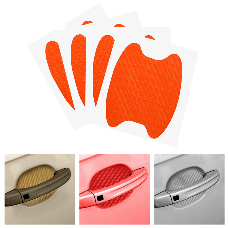 Car Door Handle Lacquer Protective Film Scratch-resistant Stickers Bowl Scratch Sticker