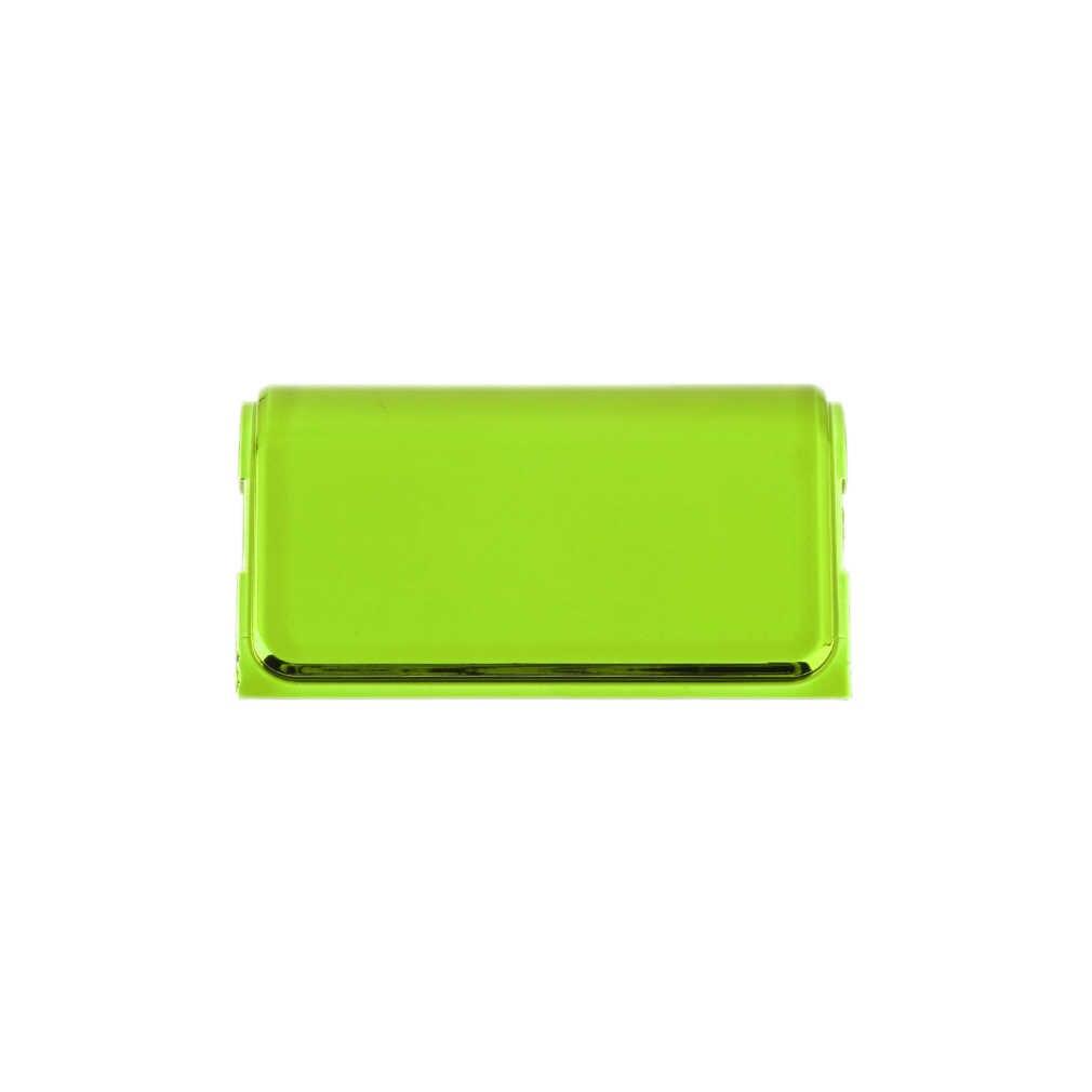 Penuh Krom Tombol Pengganti MOD Kit Permainan untuk PlayStation 4 PS4 Controller Joystick Video Game PlayStation Warna Hijau