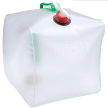 20L Outdoor Foldable Collapsible Drinking Water Bag Car Wate