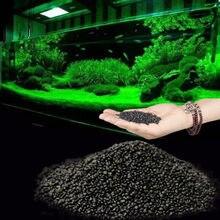 Graines de plantes d'aquarium, sol de réservoir de poissons, support de sable, boue d'engrais, soins des plantes, accessoires d'eau douce