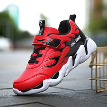 2019 children basketball shoes running shoes toddler jordan shoes for kids sneaker footwear sport shoes boys kids warm sneakers(China)