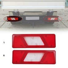 For FORD TRANSIT MK8 2014 CAB REAR TAIL LIGHT LAMP LENS ON RIGHT left SIDE TIPPER CHASSIS Car supplies