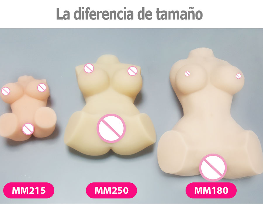 Hf8f2df9536144c08a8632ad507a1dc0dF Muñeca sexual realista para hombres adultos, maniquí con Vagina Real, de goma, Anal, Media cuerpo, a la moda, productos calientes para masturbación masculina, 3D