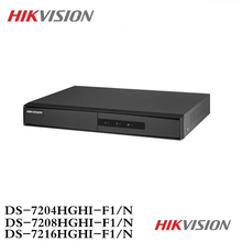 HD Hikvision English Version DS-7204/08/16HGHI-F1/N 1080P 4/8/16CH CCTV XVR for Analog/HDTVI/AHD/IP Security Camera 1SATA