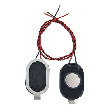 GHXAMP 24*15mm Speaker Unit 8ohm 1w Mini Oval Loudspeaker for 1524 Tablet Computer 10PCS 2