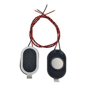 Image 2 - GHXAMP 24*15 مللي متر وحدة مكبر الصوت 8ohm 1 واط صغيرة البيضاوي مكبر الصوت ل 1524 الكمبيوتر اللوحي 10 قطعة