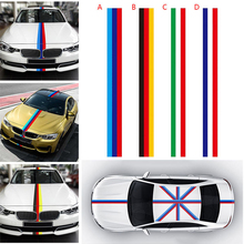 Car Sticker German Italy Flag Waist Line Style Body Hood Vinyl Decal 15cm*3M Whole sticker