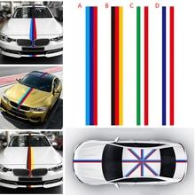 Car Sticker German Italy Flag Waist Line Style Body Hood Vinyl Decal 15cm*3M Whole sticker