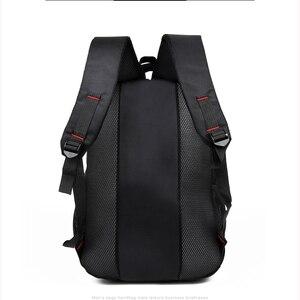 Image 3 - 2020 الرجال حقيبة سفر على ظهره حقائب كتف مضادة للماء محمول packbag المدرسية الحضرية Busines Dayback