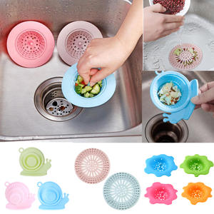 Gadgets-Accessories SINK-STRAINER-FILTER Drain-Cover Kitchen-Tool Shower Basin Hair-Catcher-Stopper-Plug