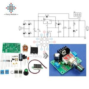 DIY Kit Electric LM317 Adjusta