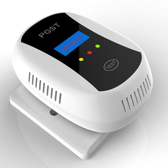 PGST Draadloze Aardgas Detector voor Smart Home Security Systeem LPG Kolen Gaslek Sensor voor Fire Alarm Host