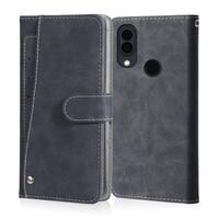 De Lujo funda Vintage Caterpillar Cat S62 Pro S61 S60 S52 S42 S41 caso cuero Flip cartera tarjeta magnética cubierta de libro del teléfono