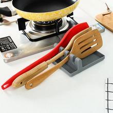 Силиконовая кухонная полка для слива, лопатка, держатель для крышки горшка, органайзер для хранения посуды, домашняя кухонная полка, держатель для столовых приборов, контейнер