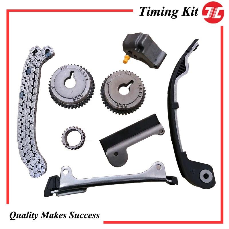 TCK0509-JC kit corrente de distribuição para carro nissan almera (n15) 1.8 qg18de/primera (p11) 1.8 16 v qg18de/n16 1.5 peças sobresselentes do motor