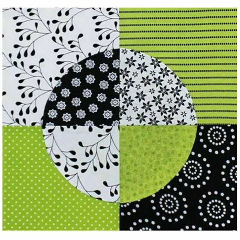 2021 New Arcs & Fans Quilt Circle Cutter Ruler,Multifunctional Arc Cutting Patchwork Rule