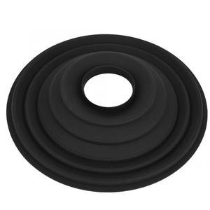 Image 5 - Capa de lente anti vidro final anti reflexo fotos vídeo 50mm silicone final capa dobrável para nikon para canon para sony cam