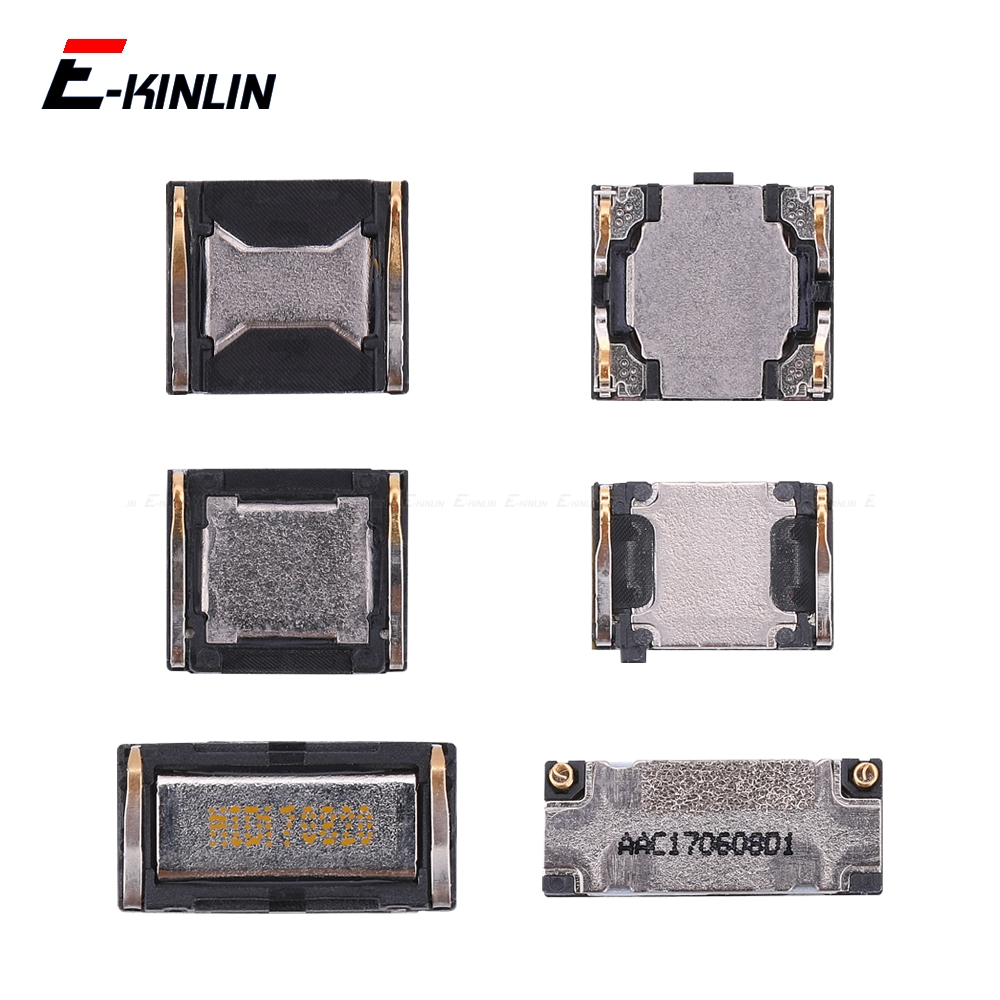 Top Front Earpice Ear Piece Speaker For Nokia 9 PureView 8 Sirocco 8.1 7 7.2 7.1 6 2018 2017 6.2 6.1 Plus Replace Parts