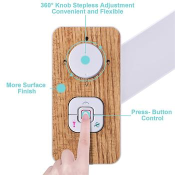 Samodra Toilet Bidet Toilet Seat Attachment Ultra-thin Non-electric Dual Nozzles Frontal & Rear Wash Ass Sprayer for Bathroom 3