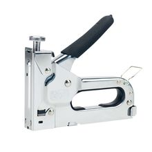 3 in 1 Nail Staple Gun 3 Ways Stapler Tacker for Fixing Furniture Doors Home