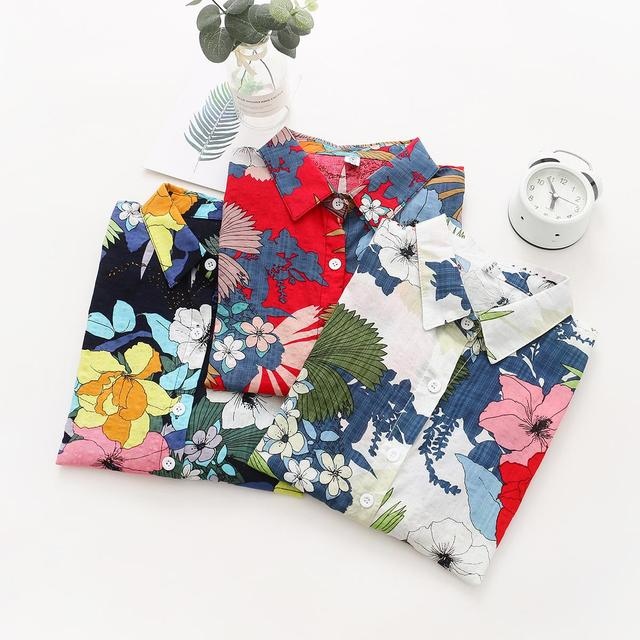 Flower shirts Hawaii shirts 2