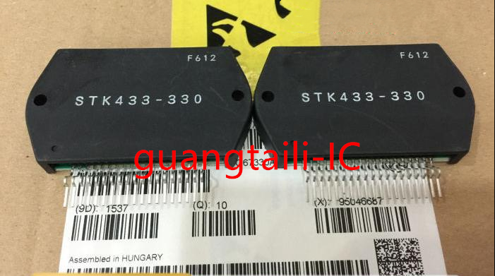 1PCS STK433-330  STK433-130  STK4215MK2 Audio Amplifier Module New Original Original