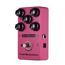 True Bypass Aural Dream True модуляция гитары педаль эффектов 8 звуковых режимов