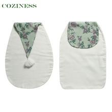 COZINESS Children Sweat Towel Pure Cotton Baby Pad Back Towels Kindergarten Babies Sweat Towels Hot Selling 2021 Newborn Outdoor